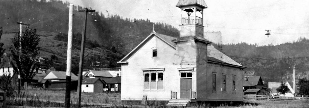 Ashland Nazarene Building Circa 1911