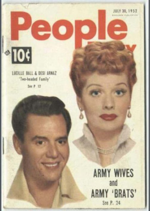 People, July 30, 1952