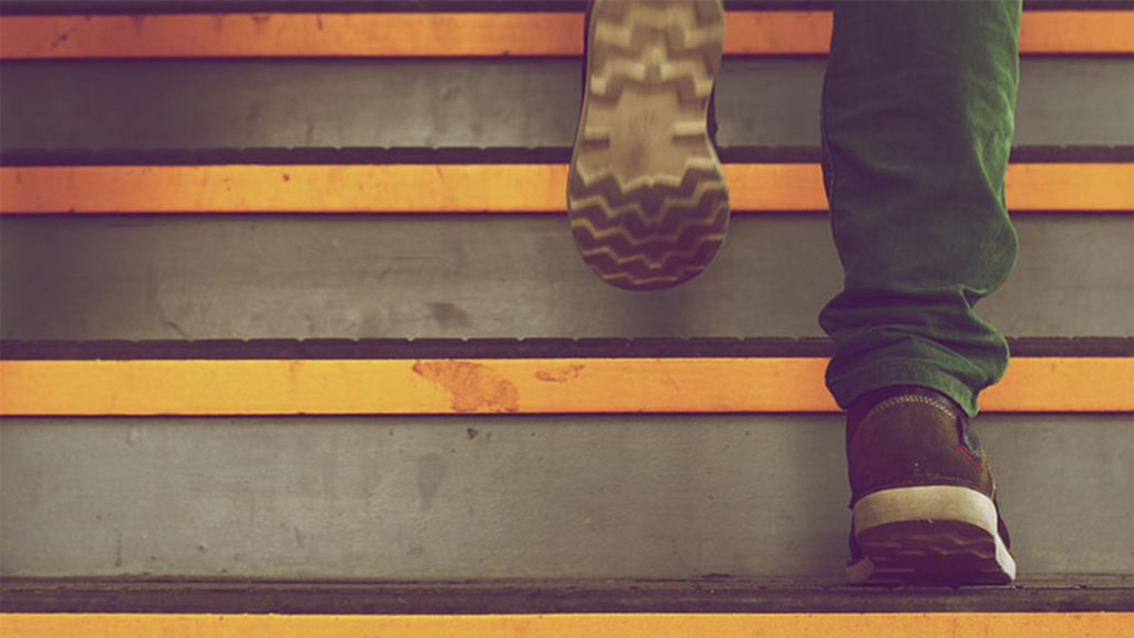 This Week At GracePoint Keeping In Step With The Spirit